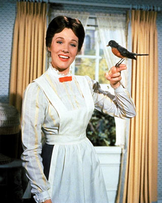 Mary Poppins 1964, Walt Disney Studios.